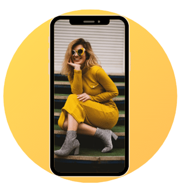 Influencer on Mobile