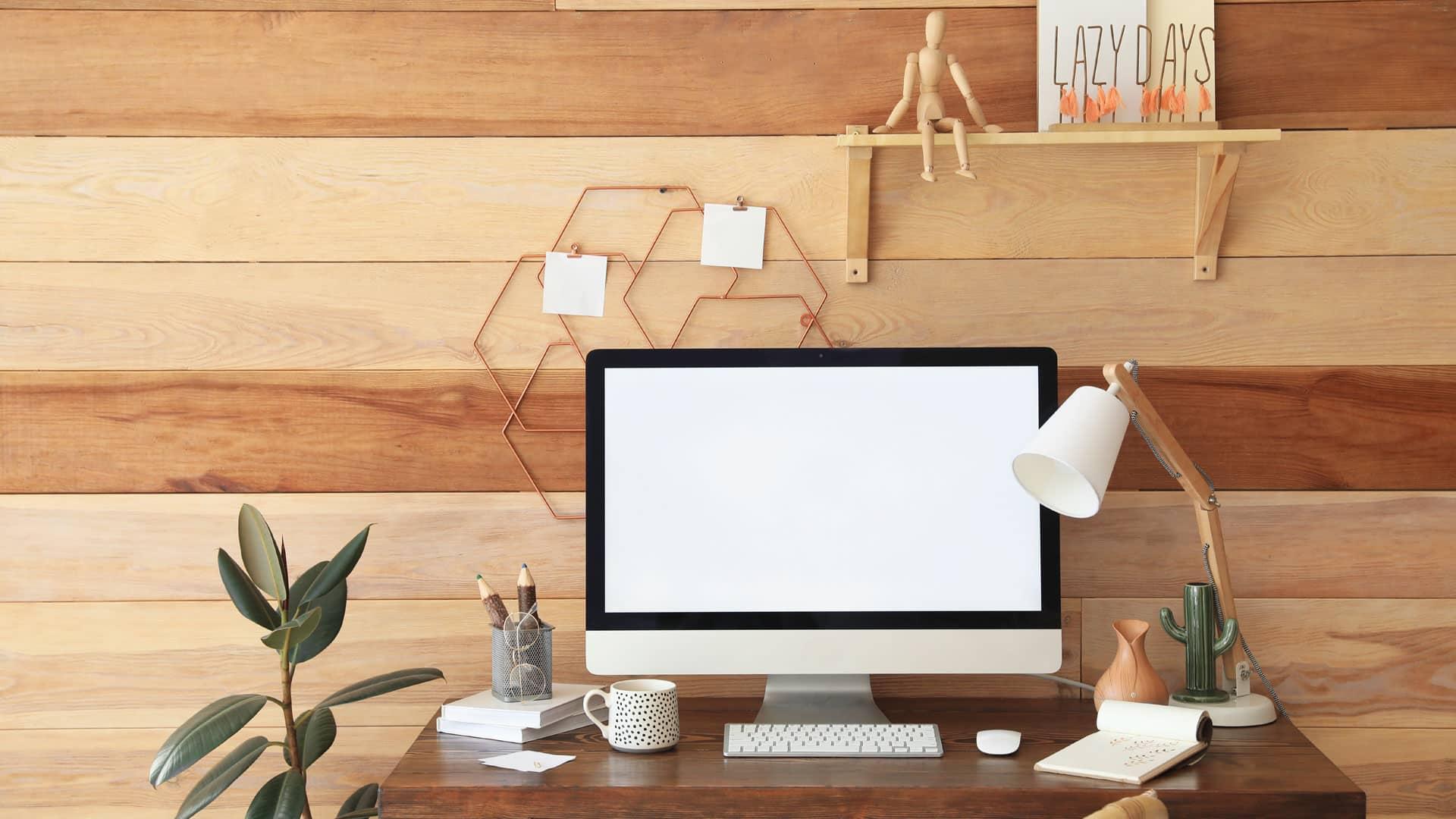 white screen desktop, privacy policy